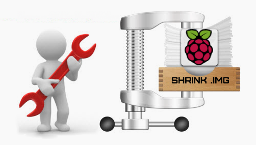 Raspberry Pi Image Shrink